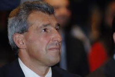 Salvatore Bagni a Forza-Roma.com, \