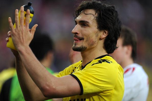 Матс Хуммельс: Если обыграем Баварию, она не сможет нас уже догнать Футболфан - ЕВРО 2012