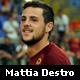 approfondimento su Mattia Destro as roma
