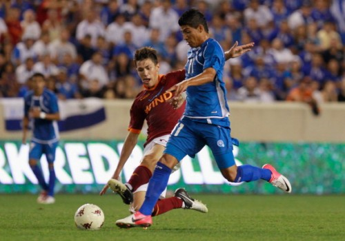 AS Roma v El Salvador