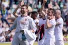Tutte le immagini di Sassuolo-Roma 0-2