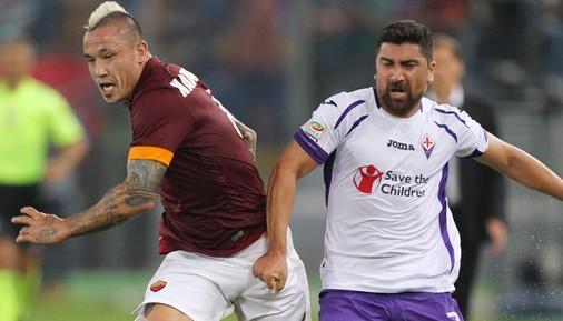 Roma+v+ACF+Fiorentina+Serie+4JAAkMk98DAl