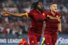 Gervinho nel post partita di Roma-CSKA 5-1