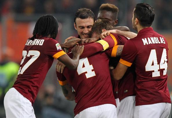 AS+Roma+v+AC+Cesena+Serie+A+6eauKTNlK8Wl
