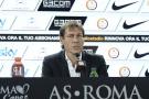 """Garcia: """"A Genova con ambizione. Abbiamo fatto cose belle, che una sconfitta non pu� cancellare"""""""