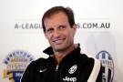 Allegri commenta la sconfitta della Juventus contro il Genoa
