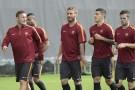 Gli allenamenti della Roma dal 22 al 26 ottobre