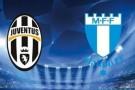 Champions League, Malmoe-Juventus 0-2
