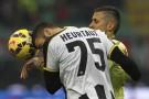 Udinese-Roma, Heurtaux salta la Roma