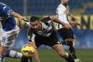 Anche Pinzi salter� Udinese-Roma
