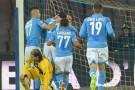 Serie A anticipo giornata 16, Napoli-Parma 2-0