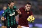 Fiorentina-Roma, contusione al ginocchio per Strootman