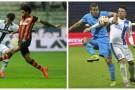 La Roma segue Luiz Adriano e Konoplyanka