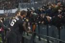 Gervinho nel post partita di Feyenoord-Roma 1-2