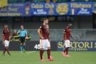 Pagelle, tabellino e statistiche di Verona-Roma 1-1