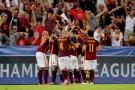 Le pagelle Roma-Barcellona 1-1