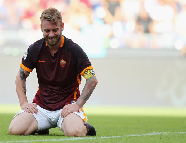Roma+v+Sassuolo+Calcio+Serie+dJr-YZQoqKKl