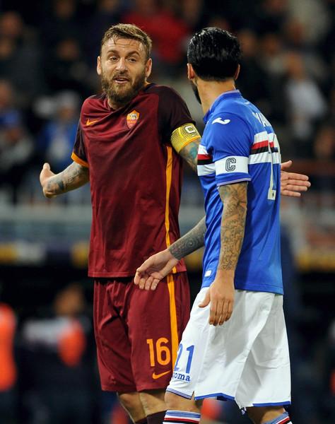UC+Sampdoria+v+AS+Roma+Serie+A+ULqOfmgHO7Yl
