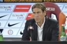 Rudi Garcia in conferenza stampa prima di Roma-Atalanta