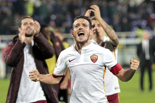 ACF+Fiorentina+v+Roma+Serie+ZVF-TinsUnal