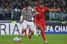 Champions League, Juventus-Siviglia 2-0