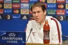 Rudi Garcia commenta la sconfitta della Roma contro il Barcellona