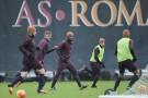 La Roma prova a recuperare gli infortunati
