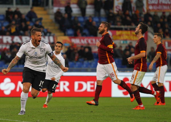 AS+Roma+v+Atalanta+BC+Serie+A+yMCKGDavmbRl