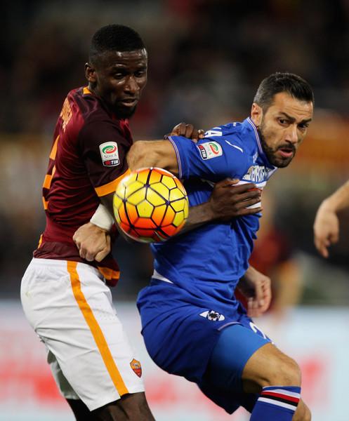 AS+Roma+v+UC+Sampdoria+Serie+A+vzM9ADE9GOpl