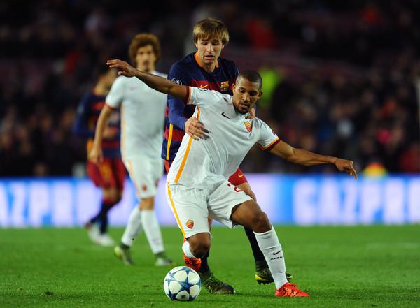 William+Vainqueur+FC+Barcelona+v+Roma+UEFA+2AZ1_PEH-1Rl