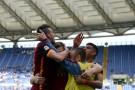 Tutte le immagini di Lazio-Roma 1-4