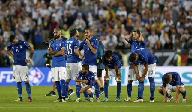 Euro 2016 Italia-Germania