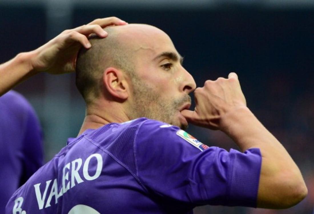 Fiorentina, Borja Valero va ko: a rischio la prima con la Juve?