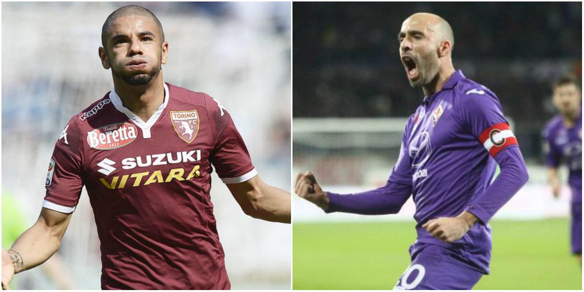 Borja Valero Roma, assalto in caso di Champions League