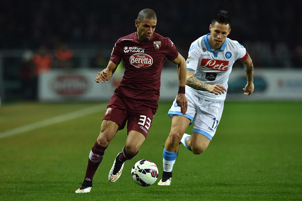 Roma, offerti 17 milioni al Torino per Bruno Peres