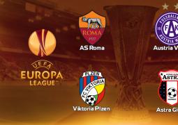 Sorteggio Europa League Roma