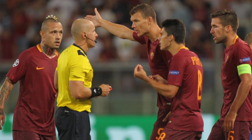 Roma   Porto: Le Pagelle Dei Quotidiani Di Roma-Porto 0-3