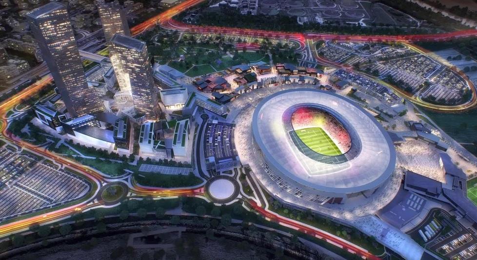 As Roma: Regione Lazio, trasmesso progetto Stadio da Comune, manca parere