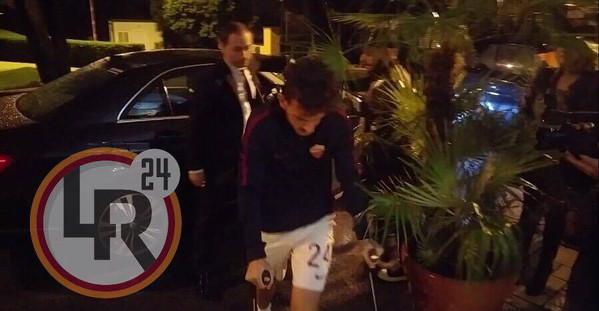 Serie A Roma, infortunio per Florenzi: esce in lacrime FOTO