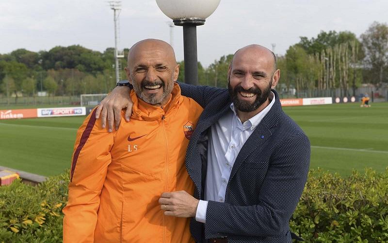 Monchi subito al lavoro colloquio con dzeko e incontro for Subito offerte lavoro roma