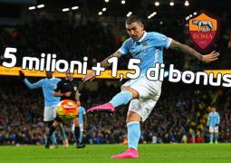 Kolarov alla Roma, ufficiale per 5 milioni più 1,5 di bonus.