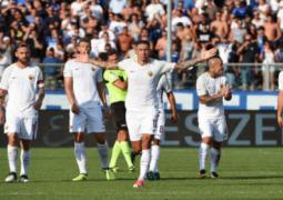 Atalanta-Roma 0-1