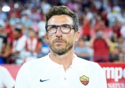 La Roma all'International Champions Cup
