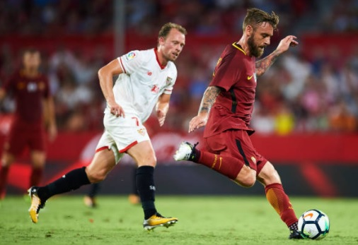 Siviglia-Roma 2-1