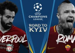 Champions League Roma-Liverpool in semifinale