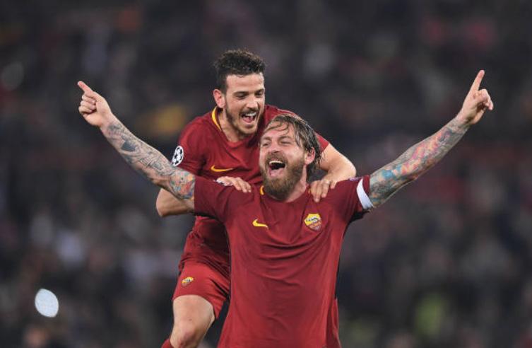 Roma-Barcellona 3-0 Le pagelle dei quotidiani sportivi