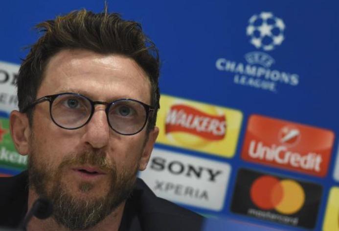 Roma, dubbio Di Francesco: