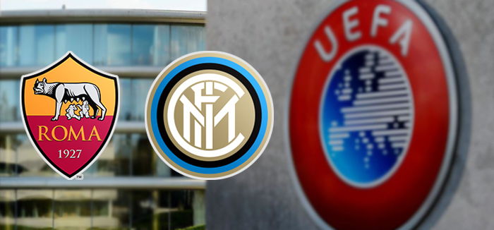 Fair Play Finanziario, Roma e Inter
