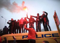 Incidenti a Liverpool-Roma