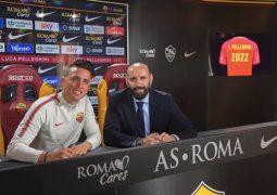 Luca Pellegrini rinnova con la Roma
